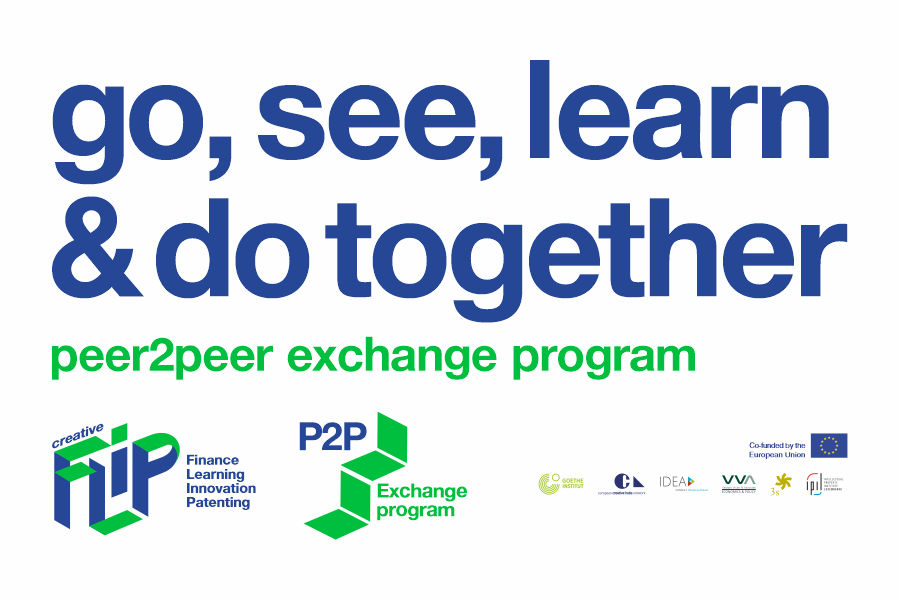 peer2peer exchange creative hubs