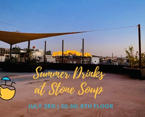 Summer Drinks at Stone Soup